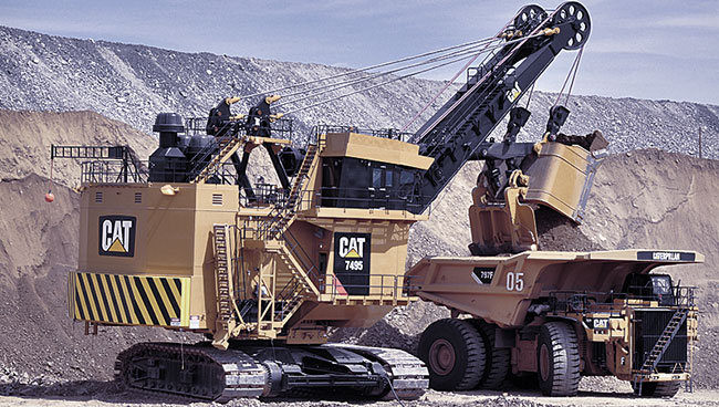 Lubricants for Mining Industry